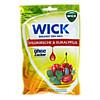 WICK Wildkirsche & Eukalyptus ohne Zucker, 46 G, Dallmann's Pharma Candy GmbH