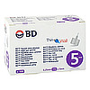 BD Micro-Fine+ 5 Nadeln 0.25x5mm, 100 ST, Actipart GmbH