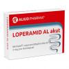 Loperamid AL akut, 10 ST, Aliud Pharma GmbH