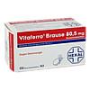 Vitaferro Brause, 100 Stück, DR. KADE Pharmazeutische Fabrik GmbH