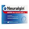 Neuralgin extra Ibu-Lysinat, 20 Stück, Dr.R.Pfleger GmbH
