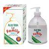 Aloe-Vera-Gel 99.9% + Vitamin E+Teebaumöl, 500 ML, Groß GmbH
