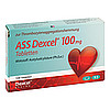 ASS Dexcel 100 mg Tabletten, 100 Stück, Dexcel Pharma GmbH