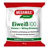 Eiweiss 100 Erdbeer Megamax, 30 G, Megamax B.V.