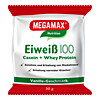 EIWEISS 100 Vanille Megamax Pulver, 30 G, Megamax B.V.
