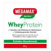 WheyProtein Lactosefrei Schoko Megamax, 30 G, Megamax B.V.