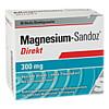 Magnesium Sandoz Direkt 300mg, 40 ST, HEXAL AG