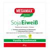 MEGAMAX Soja Eiweiss Vanille, 30 G, Megamax B.V.