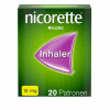 Nicorette Inhaler 15mg, 20 ST, Johnson & Johnson GmbH (Otc)
