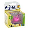 Difrax Schnuller combi 0-6M, 1 ST, Apo Team GmbH