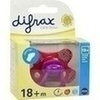 Difrax Schnuller dental 18+M, 1 ST, Apo Team GmbH