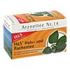 H&S Hals-und Rachentee, 20 ST, H&S Tee - Gesellschaft mbH & Co.