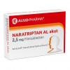 Naratriptan AL akut 2.5mg Filmtabletten, 2 Stück, Aliud Pharma GmbH