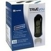 TRUEYOU mini Blutzucker Messsystem mmol/l blau, 1 ST, Nipro Diagnostics Germany GmbH