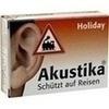 AKUSTIKA Holiday Windschutzwolle+Lärmschutzstöp., 1 P, Südmedica GmbH