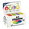 PharmaVital A-Z Vitamine + Lutein + Q10 Tabletten, 60 ST, Pharmavital GmbH