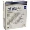 AQUACEL Ag Extra 5X5CM, 10 ST, Convatec (Germany) GmbH