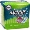 Always Ultra Normal, 16 ST, Procter & Gamble GmbH