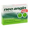 NEO ANGIN Benzocain dolo Halstabletten zuckerfrei, 24 ST, MCM KLOSTERFRAU Vertr. GmbH