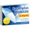 Naratriptan Heumann bei Migräne 2.5 mg Filmtabl., 2 Stück, Heumann Pharma GmbH & Co. Generica KG