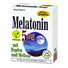 Melatonin 5mg, 60 ST, Espara GmbH