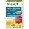 tetesept Heiße Zitrone mit Ingwer zuckerfrei, 10X3 G, Merz Consumer Care GmbH