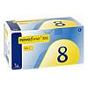 Novofine 8 Kanuelen 0.30x8mm TW, 100 ST, kohlpharma GmbH
