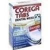 COREGA Tabs Dental Weiss fuer Raucher, 66 ST, GlaxoSmithKline Consumer Healthcare
