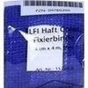 DracoElfi haft color Fixierbinde 4cmx4m blau, 1 ST, Dr. Ausbüttel & Co. GmbH