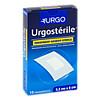 URGOSTERILE Wundverband 53x80 mm steril, 10 ST, Urgo GmbH