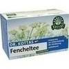 DR. KOTTAS Fencheltee Filterbeutel, 20 ST, Hecht Pharma GmbH GB - Handelsware