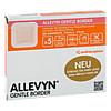 ALLEVYN Gentle Border 7.5x7.5cm Verband, 5 ST, Aca Müller/Adag Pharma AG