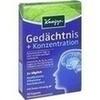 Kneipp Gedächtnis + Konzentration, 30 ST, Kneipp GmbH