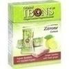IBONS Zitrone Ingwerkaubonbons Original Schachtel, 60 G, Apo Team GmbH