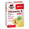 Doppelherz Vitamin E 600 N, 40 ST, Queisser Pharma GmbH & Co. KG