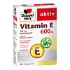 Doppelherz Vitamin E 600 N, 80 ST, Queisser Pharma GmbH & Co. KG