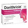 DORITHRICIN Halstabletten Waldbeere, 40 Stück, MEDICE Arzneimittel Pütter GmbH&Co.KG