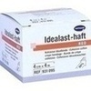 Idealast-haft color Binde 4cmx4m rot, 1 ST, Paul Hartmann AG