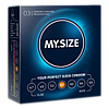 MYSIZE 57, 3 ST, Imp GmbH International Medical Products