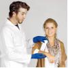 Servozink Cool Verband elast.m.Kühleffekt 10cmx7m, 1 ST, Diaprax GmbH