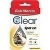 CLEAR 67 mg Lösung zum Auftropfen f.kleine Hunde, 3 ST, Bob Martin GmbH
