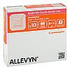 ALLEVYN Gentle Border Lite 5x5cm Verband, 10 ST, Aca Müller/Adag Pharma AG