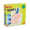 Snögg Soft Pflaster 3cmx5m blau, 1 ST, Werner Schmidt Pharma GmbH