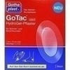 GoTac HydroGel-Pflaster 10cmx7cm steril, 1 ST, Gothaplast GmbH