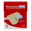 DracoFoam Infekt Schaumstoff Wundauf.10x10cm, 10 ST, Dr. Ausbüttel & Co. GmbH