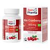 Bio Cranberry Vegi Kapseln 400mg, 60 ST, Zein Pharma - Germany GmbH