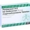 Pantoprazol AbZ bei Sodbrennen 20 mg mag.saft.r.T., 7 Stück, Abz-Pharma GmbH