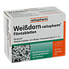 Weißdorn-ratiopharm Filmtabletten, 50 Stück, ratiopharm GmbH