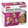 Opticlude 3M Silicone Disney Girls Maxi 5.7x8cm, 100 ST, 3M Medica Zweigniederlassung der 3M Deutschland GmbH