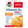 Doppelherz Vitamin D 1000 I.E. Extra, 45 ST, Queisser Pharma GmbH & Co. KG